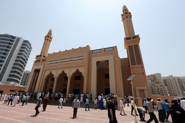 Khalifa-Al-Tajer-Mosque