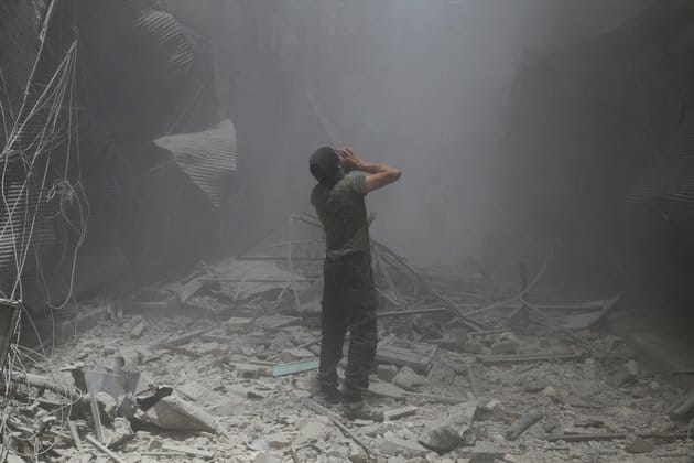 ความขัดแย้งได้เข่นฆ่าประชาชนชาวซีเรียไปเกือบครึ่งล้านชีวิตในเวลาไม่ถึงหกปี