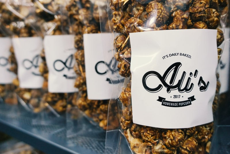 Ali's Popcorn
